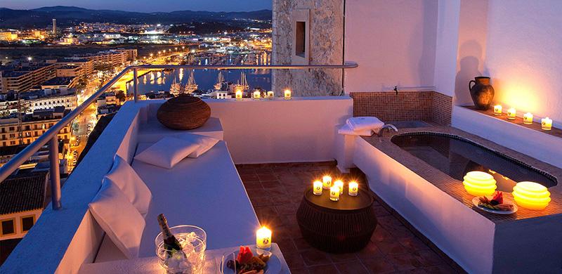 Hoteles con encanto en ibiza para la noche nupcial - Hotel en ronda con encanto ...